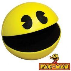 Balle Anti-Stress Pacman sur www.rapid-cadeau.com http://www.rapid-cadeau.com/cadeau-pacman/608-balle-anti-stress-pacman.html
