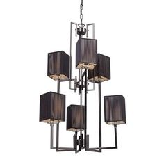 17015 3 3 from Elk Lighting  Elk LightingCatalogGamma Delta Group   Gamma Delta Group Pendant Fixture   Soleil  . Elk Lighting Catalog. Home Design Ideas