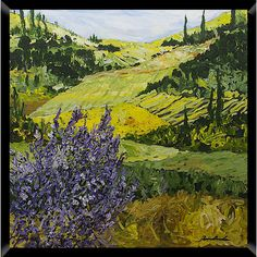 Tranquil Landscape Giclee Print  at Joss and Main