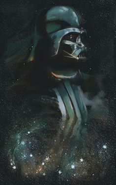 Darth /by ?? #StarWars #art