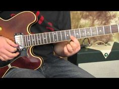 bb king style Blues guitar soloing guitar lessons - bb box guitar lesson - YouTube