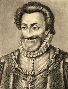 Henry IV - King of France and Navarre Husband of Marguerite de Valois