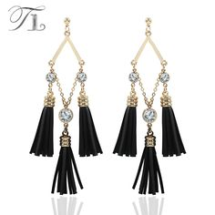 United Qcooljly 2018 New Style Gold And Silver Drop Cube Dangle Earrings Crystal Rhinestone Luxury Jewelry Earring Wholesale For Women Online Discount Drop Earrings