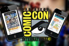 Vive cada momento con las apps de la Comic-Con 2013