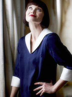 Miss Phryne Fisher (Essie Davis) in 'Cocaine Blues' (Series 1, Episode 1)