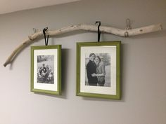 small hanging picture frames for family tree   ... hanging, not exactly precise lines. I really love the small