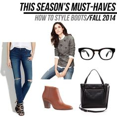 jillgg's good life (for less) | a style blog: fall must haves 2014: boots!