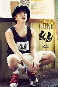 "twenty2 blog: Beast's ""Ordinary"" 8th Mini Album Photo Shoot   Fashion and Beauty"