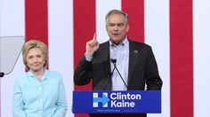 Hillary's Choice: Why Tim Kaine [as VP] Isn't a 'Safe' Pick by Nomi Prins • 27 July 2016 http://www.commondreams.org/views/2016/07/27/hillarys-choice-why-tim-kaine-isnt-safe-pick