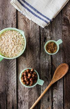 Fig Hazelnut Granola Recipe | Vegan in the South | www.veganinthesouth.com