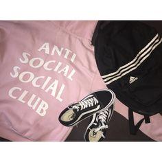 #vans #adidas #assc #antisocialsocialclub #oldskool #style