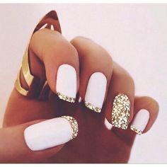Classic nail art #nail #idea