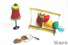 presina vestitino a crochet