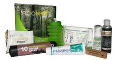 Everything you'll need for a great eco festival. Voss Bottle, Water Bottle, Festival Camping, Hand Sanitizer, Deodorant, Mint, Coffee, Festivals, Kaffee