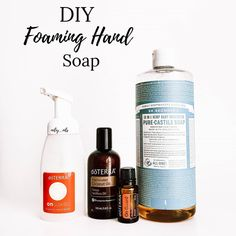 Doterra Essential Oils, Doterra Onguard, Mousse, Pure Castile Soap, Soap Recipes, Instagram, Pure Products, How To Make