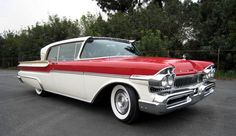 1957 Mercury Turnpike Cruiser                                                                                                                                                                                 More