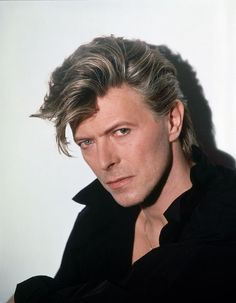 """""""David Bowie, 1987 by Herb Ritts"""