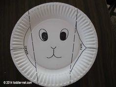 Resultado de imagen para Paper Plate Crafts for adult Animal Crafts For Kids, Toddler Crafts, Preschool Farm Crafts, Preschool Christmas, Christmas Crafts, Billy Goats Gruff, Goat Art, Paper Plate Crafts, Paper Plates
