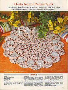 Kira scheme crochet: Scheme crochet no. 647