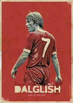 Kenny Dalglish of Liverpool wallpaper.
