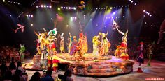2. Skipping Festival Of The Lion King –One of the best live performances in all of Walt Disney World can be found in the Harambe Theater in the Africa sect