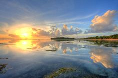 Sunrise at Nusa Dua, Bali | Flickr - Photo Sharing!