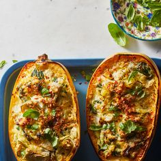 Healthy Spaghetti Squash Recipes With Of The Best Keto Recipes Kitchen Fun With My 3 Sons. Cheesy Pesto Chicken And Veggie Stuffed Spaghetti Squash. Low Fat Pesto Spaghetti Squash With Broccoli Vegan Oil . Vegetarian Recipes, Cooking Recipes, Healthy Recipes, Vegetarian Spaghetti Squash Recipes, Spinach Recipes, Tofu Recipes, Healthy Fats, Recipies, Courge Spaghetti