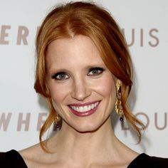 "Master the Art of Smiling  ""An actress friend of mine shared a great trick. She told me to stick my tongue behind my teeth when I smile to keep from over-smiling. If you smile without doing it, sometimes your gums show a little too much. It's an actor's trick!""  —Jessica Chastain"