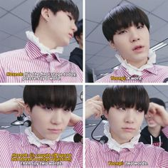 classic Yoongi>>>I did that 2 mouths ago, my friend was like STOP DOING THAT!