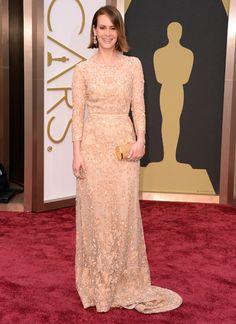 Sarah Paulson at the #Oscars