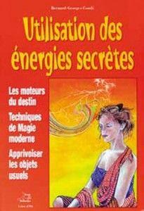 Dans ce livre, l'auteur démontre qu'il existe des énergies secrètes à la disposition de chacun d'entre nous. Celles-ci utilisées en Radionique forment autant de moteurs pour favoriser le destin et la chance. Un moulin à café, une montre, une machine à laver ou une TV…