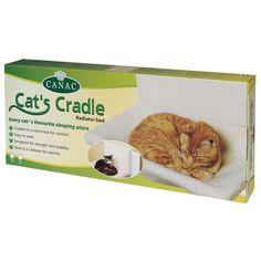 Canac Cat's Cradle Radiator Bed