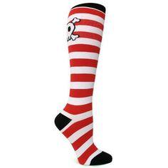 Socks for Maritime Race Weekend.