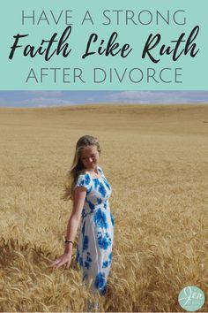 Divorced christian woman