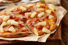 Quickie Hawaiian Pizza | The Dr. Oz Show