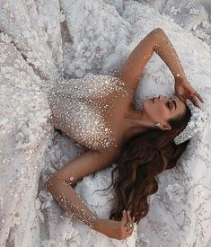 gorgeous gowns Discount Crystal Appliqued Mermaid Wedding Dresses Tulle Ball Gown Wedding Dress Sheer Long Sleeve Beach Bridal Gown Chapel Train Custom Made Bride Gown Chinese We Sheer Wedding Dress, Dream Wedding Dresses, Bridal Dresses, Prom Dresses, Wedding Dresses With Bling, Gown Wedding, Princess Wedding Dresses, Winter Wedding Dresses, Amazing Wedding Dress