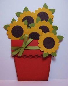 Flower pot card tutorial paper crafts pinterest card tutorials flower pot card tutorial paper crafts pinterest card tutorials tutorials and flower mightylinksfo