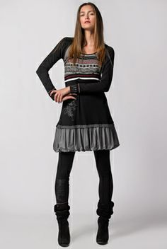 lmv la mode est vous tunique lutetia v tements et accessoires porter pinterest mode. Black Bedroom Furniture Sets. Home Design Ideas