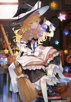 Image in Anime collection by Umi on We Heart It Loli Kawaii, Kawaii Anime Girl, Anime Art Girl, Manga Art, Anime Girls, Anime Chibi, Anime Oc, Manga Anime, Anime Witch
