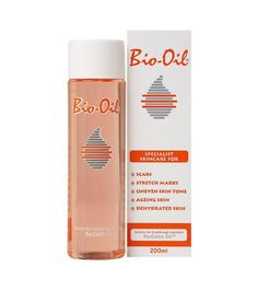 Bio-Oil helps to reduce scars, stretch marks, uneven skin tone, aging and dehydr. Bio Oil Stretch Marks, Stretch Marks On Thighs, Bio Oil Before And After, Bio Oil Pregnancy, Kim Kardashian, Perfume, Uneven Skin Tone, New Skin, Diy Skin Care