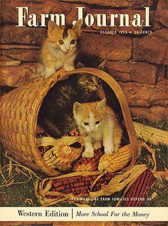 Farm Journal, 1953, via Flickr.