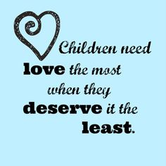 """Such an important thing for teachers to remember. You do not have """"bad"""" kids, you have a child who needs something that they are not getting. @Emma Miller"""
