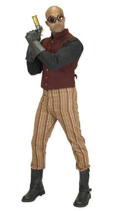 steampunk fashion - Snip or Tuck?