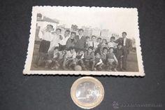 FOTOGRAFÍA DE LOS AÑOS 1942 EQUIPO DE FUTBOL28 OCTUBRE 1942 TORREDEMBARRA