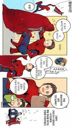 Peter & Dr. Strange || Avengers Infinity War || Cr: Nemo