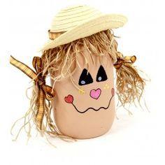 Scarecrow+Mason+Jar
