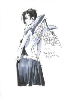Fiona Staples - SAGA  - Alana Comic Art
