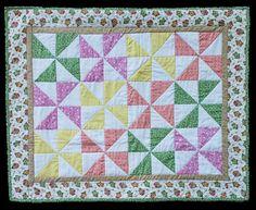 Pinwheel Baby Quilt Pattern | Etsy Baby Girl Quilts, Boy Quilts, Girls Quilts, Boys Quilt Patterns, Modern Quilt Patterns, Pinwheel Quilt, Toddler Quilt, Pinwheels, Quilt Making