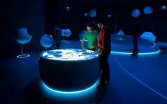 CERN   Universe of Particles: ATELIER BRÜCKNER
