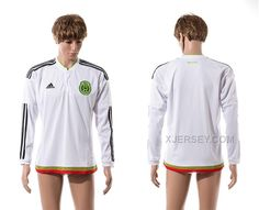http://www.xjersey.com/201516-mexico-away-long-sleeve-thailand-jersey.html Only$35.00 2015-16 MEXICO AWAY LONG SLEEVE THAILAND JERSEY Free Shipping!